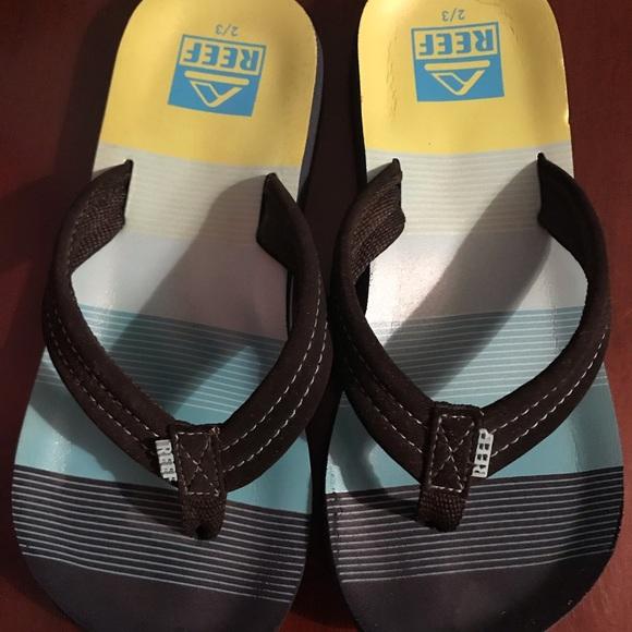 Reef Shoes   Boys Flip Flops   Poshmark